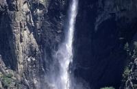 Bridalveil Wasserfall