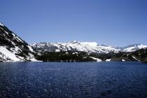 See am Tioga Paß