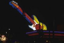 Das Hardrock Hotel in Las Vegas