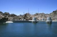 Wasser am Hoover-Damm