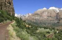 Tolle Landschaft nahe des Zion Nationalparks