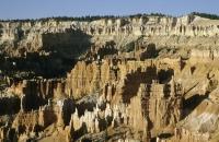 Gestein und Säulen im Bryce Canyon
