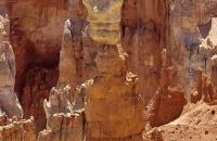 Witzige Säule im Bryce Canyon