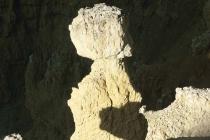 Interessante Säule im Bryce Canyon