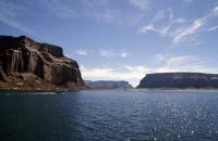 Landschaft am Lake Powell