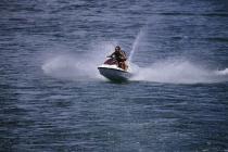 Jet Skier am Lake Powell