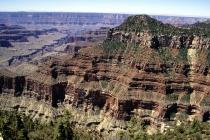 Landschaft des Grand Canyon