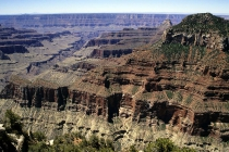 Landschaft des Grand Canyon