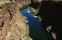 Der Colorado River bei Marble Canyon