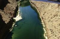 Brücke über den Colorado bei Marble Canyon