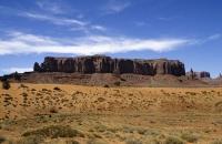 Landschaft im Monument Valley