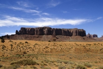 Landschaft im Monument Valley