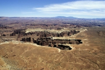 Landschaft im Canyonlands Nationalpark