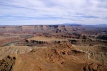 Colorado im Dead Horse Point State Park