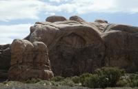 Landschaft im Arches Nationalpark