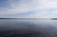 Großer See nahe Östersund