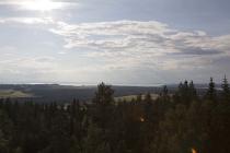 Landschaft nahe Östersund
