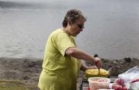 Claudia und ihr leckerer Kartoffelsalat