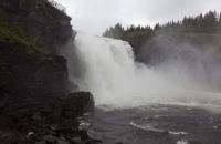 Tännforsen Wasserfall