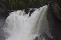 Ristafallet Wasserfall