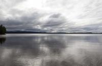 Einer von vielen Seen in Schweden