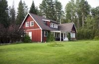 Unser Ferienhaus in Vikarbyn