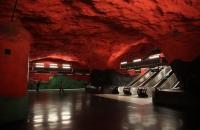 U-Bahnstation Solna Centrum