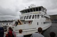 Boot nach Vaxholm