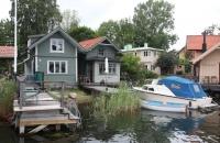 Häuser in Vaxholm