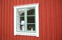 Fenster in Vaxholm