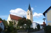 Kirche von Herrnwahlthann
