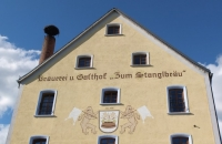 Gebäude des Stanglbräu