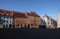 Alte Gebäude am Haidplatz