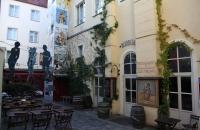 Das Lokal Bodega in Regensburg