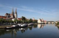 Dom, Donau und steinerne Brücke