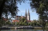 Der Dom von Regensburg