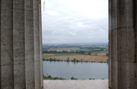 Blick von der Walhalla zur Donau