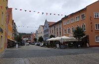 Die Stadt Kelheim