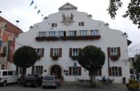 Das alte Rathaus in Kelheim