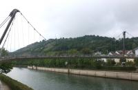 Verbindungskanal zur Donau in Kelheim