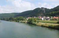 Blick auf den Main-Donaukanal