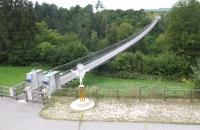 Hängebrücke Santa Lucia