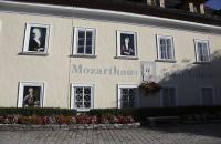Das Mozarthaus in St. Gilgen