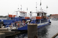 Personenfähre nach Marstrand