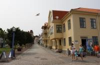 Alte Häuser in Marstrand
