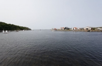 Blick Richtung Meer