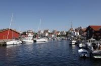 Hafen von Mollösund