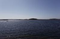 Blick auf's Meer