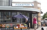 Fiskaffär – Keine Affäre mit einem Fisch sondern Affär ist ein Geschäft :-)