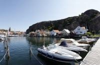 Hafen von Fjällbacka